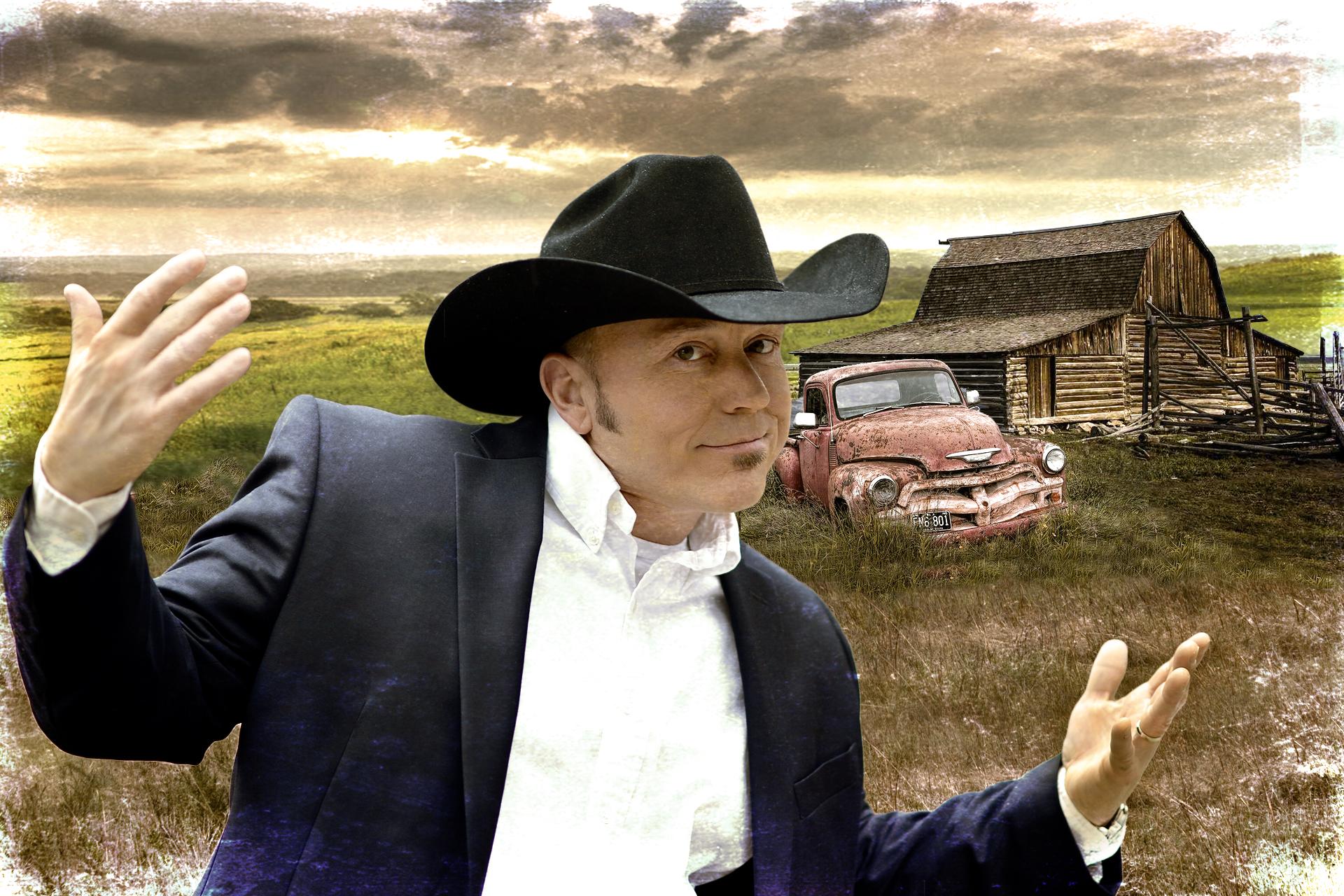 John Wesley Austin Stand Up Comedian Cowboy Comedian